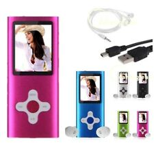 "8GB 16GB 32GB MP3 MP4 Player Music  Digital 1.8"" LCD Screen FM Video Games Movie"