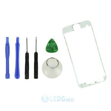 Replacement Front Middle Frame Bezel Repair Parts For iPhone 6/6+ &Adhesive&Tool