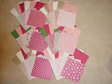 STAMPIN UP LOVE BLOSSOMS DSP 2016 BRAND NEW CARD KITS 6 STYLES *CHOOSE KIT*