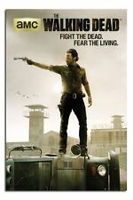 The Walking Dead Season 3 Poster New - Laminated Available