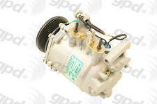 A/C Compressor-New Global 6511495 fits 02-06 Honda CR-V 2.4L-L4