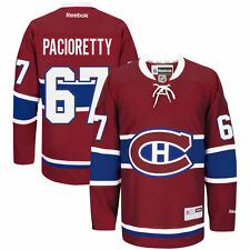 Youth Reebok Max Pacioretty Red Montreal Canadiens Home Premier Player Jersey