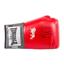Joe Calzaghe Hand Signed 46-0 Boxing Glove - Lonsdale 16oz