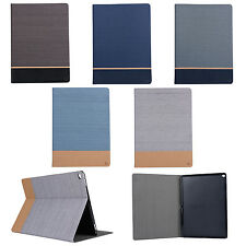 High-Grad Leather Smart Cover Stand Magnetic Case & for iPad 2 3 4 Mini Air Pro