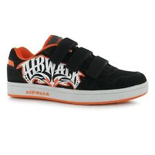 Airwalk Kids TripleX Skate Shoes Lace Up Sports Casual Trainers Childrens Boys