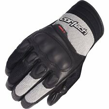 Cortech HDX 3 Vented Leather/Textile Gloves Motorcycle Gloves