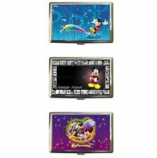 New Mickey Mouse Cigarette Money Card Case Box Holder