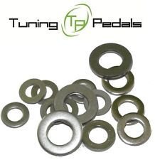 10 Set Stainless Steel Flat washers, V2A, DIN 125
