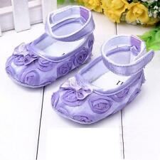 Stylish Baby Shoes Girl Kids Rose Flower Shoes Infant Cotton Crib Toddler Boots