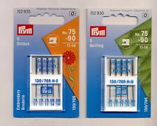 Specialist Craft ~ Quilting & Machine Embroidery Sewing Needles ~ Prym Quality