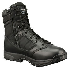 "Original Swat WinX2 8"" Side-Zip Mens Tactical Boots Black 101201"