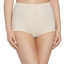 Playtex I Cant Believe Its A Girdle Maxi Brief Skin / Beige New Sizes S - 7XL