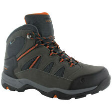 Hi-Tec 52151 Men's Bandera Mid II Dri-Tec Suede Leather Waterproof Hiking Boots