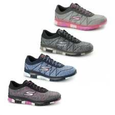 Skechers GO FLEX WALK - ABILITY Ladies Womens Sports Fitness Lace Up Trainers