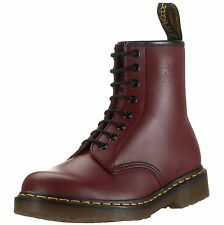 Dr. Martens 1460 Cherry red smooth 8-hole Leather Boots red Doks Docs Doc Dok Z