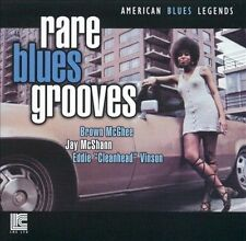 Rare Blues Grooves by Various Artists (CD, Dec-2001, LRC Records) NEW SEALED!