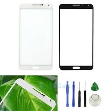 Front LCD Outer Glass Screen Lens Replacement For Samsung Galaxy Note 3 &TooL