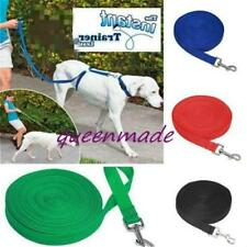 15m Long Pet Dog Pet Puppy Training Obedience Lead Leash Rope Mixed Colors Q