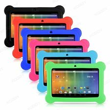 """XGODY New 7"""" Cute Kids' Tablet PC WiFi 8GB Android 4.4 Learning Early Education"""
