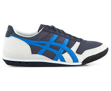 Onitsuka Tiger Ultimate 81 Shoe - Indian Ink/Classic Blue