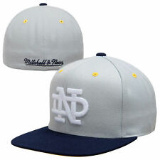 Mitchell & Ness Notre Dame Fighting Irish Fitted Hat