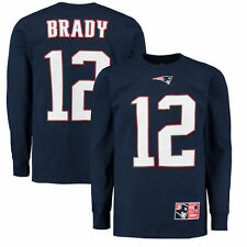 Tom Brady Majestic New England Patriots T-Shirt - NFL