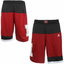 adidas Nebraska Cornhuskers Replica Basketball Shorts - College