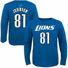 Calvin Johnson Outerstuff Detroit Lions T-Shirt - NFL