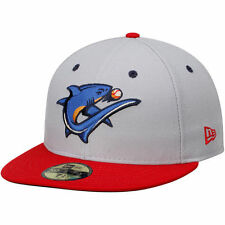 New Era Clearwater Threshers Fitted Hat - MiLB