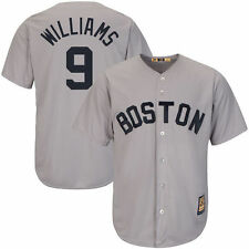 Ted Williams Majestic Boston Red Sox Baseball Jersey - MLB
