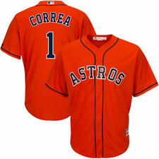 Carlos Correa Majestic Houston Astros Baseball Jersey Tall  - MLB