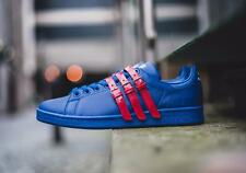 ADIDAS X RAF SIMONS STAN SMITH BLUE RED  SNEAKER NEW MENS US SIZE 8-10 NMD 2016