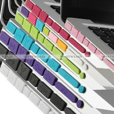 Silicone Anti Dust Plug Ports Cover Set 9 Kinds for Macbook ( Pro ) Laptop 1BW