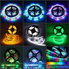3528 5M  RGB 16.4ft 300LEDs SMD Flexible LED Strips Lights String Lamp
