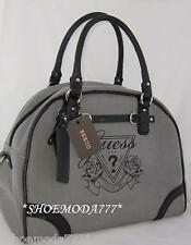 GUESS AVIGNON Dome Travel Tote Carry On Luggage Shoulder Gym Bag Black Pink New