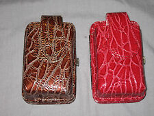 Textured Purse Wallet Chain Cell Phone Cigarettes Credit Cards ID Cash NEW!