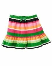 NWT Gymboree Cheery All the Way Fleece Skirt 3 4 5 8