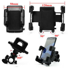 Motorcycle Bike Bicycle Handlebar Mount Stand For iphone Samsung Sony LG Phones