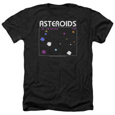 T-Shirts Size S-2XL New Authentic Atari Asteroids Screen Heather Mens T-Shirt