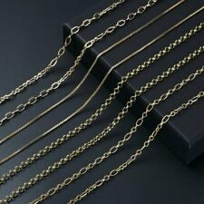Silver Living Memory Floating Locket Crystal Glass Charms Pendant Necklace Chain