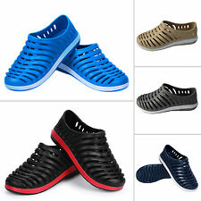 Casual Summer Mens Sports Rubber Slip Slide Beach Walking Shoes Sandals Slippers