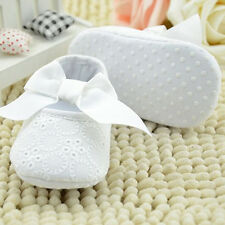 Infant Baby Girl Soft Sole Crib Toddler Shoes 0 to 12 Months New Arrival