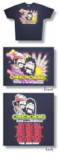 New Authentic Mens Cheech and Chong Occasion 2008-09 Tour Tee Shirt Size Small