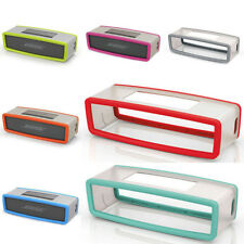 Soft Cover Box Silicone Carry Case Bag For Bose SoundLink Mini Bluetooth Speaker