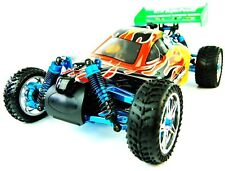 Fast backwash nitro Petrol Rc Remote Controlled off road Buggy Car 1/10 scale