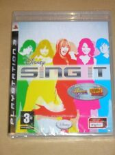 JEU PLAYSTATION 3 / SING IT / NEUF SOUS CELLO