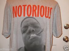 New Christopher Wallace, The Notorious B.I.G. Biggie, Brooklyns Finest T-Shirt