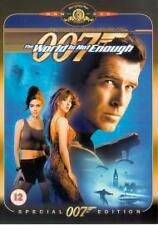 JAMES BOND 007 in THE WORLD IS NOT ENOUGH star PIERCE BROSNAN = VGC