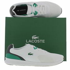 Lacoste LTR 01 316 SPM Mens Shoes White Trainers Size UK 8-11