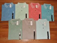 NWT NEW Mens Banana Republic Pique Polo Shirt Elephant Logo Choice of 7 Colors